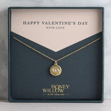 Load image into Gallery viewer, Personalised Valentine's Necklace