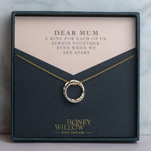 Load image into Gallery viewer, Mother Daughter Necklace for Mother