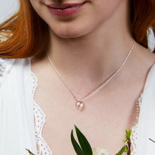 Load image into Gallery viewer, Crystal Drop Wedding Necklace | Nerine
