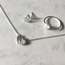 Load image into Gallery viewer, Double Heart Necklace