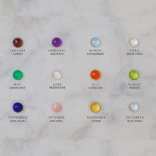 Load image into Gallery viewer, Double Birthstone Necklace