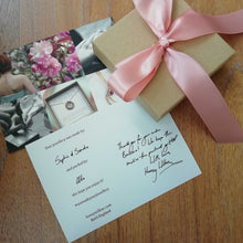 Load image into Gallery viewer, Personalised Gift for Bride | Engagement Present