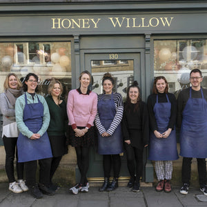 honey willow handmade jewellery bath