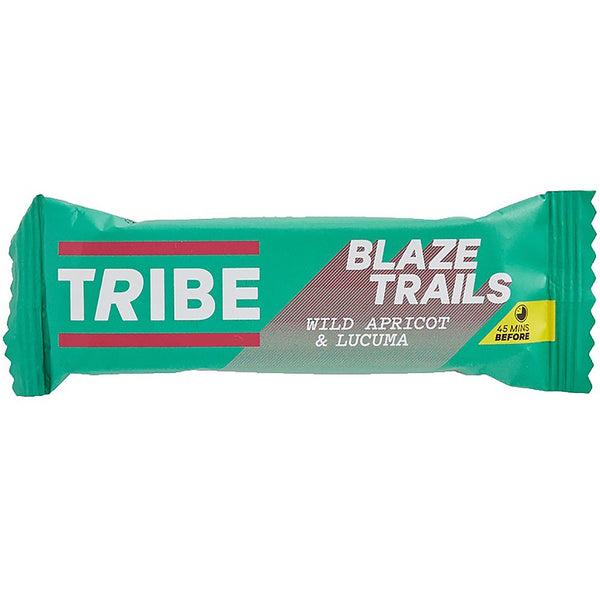 TRIBE Wild Apricot & Lucuma Blaze Pre-Workout Bar