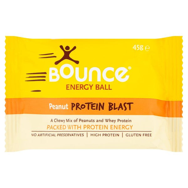 Bounce Peanut Protein Ball