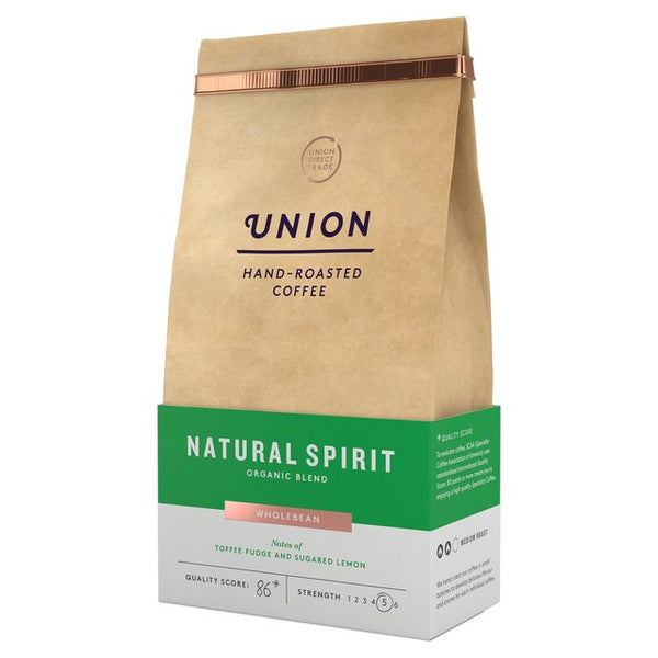 Union Organic Natural Spirit Coffee