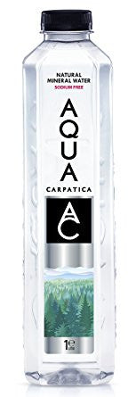 AQUA Carpatica Still Natural Mineral Water