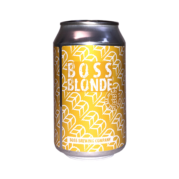 Boss Blonde Ale
