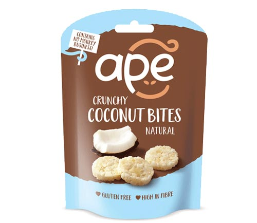 NATURAL CRUNCHY COCONUT BITES