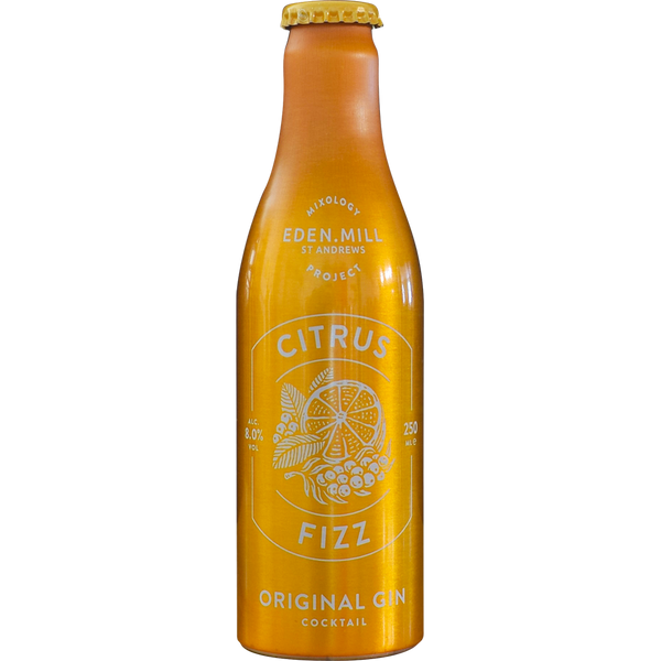 CITRUS FIZZ ORIGINAL GIN COCKTAIL