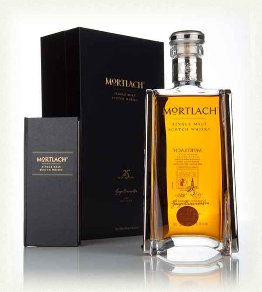 Mortlach 25 Year Old Single Malt Scotch Whisky