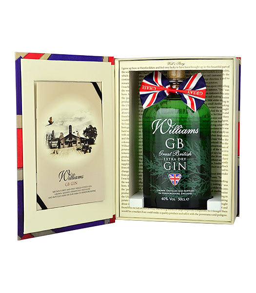 Williams Chase GB Gin Book