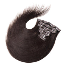 Clip-In Indian Remy Hair Weave boutiqbou
