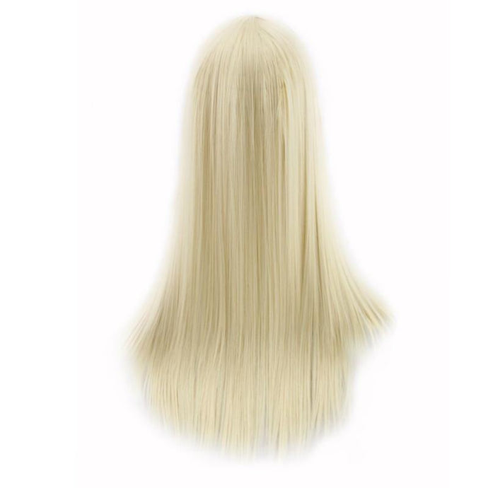 Synthetic Lace Front Wig Blond