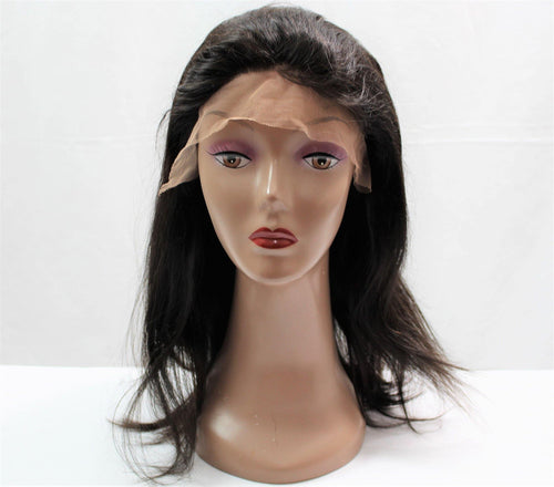 Brazilian full lace wig lace front wig grade 8a boutiqbou