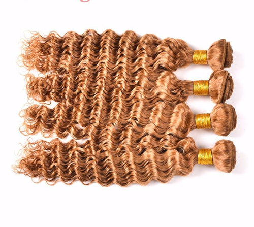 Brazilian Hair Weave- Honey Blond boutiqbou