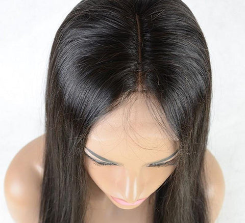 Indian Remy Lace Front Wig boutiqbou
