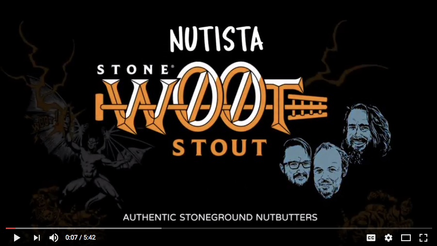 w00tstout: Talkin' Food Excitement w/ Wil Wheaton, Greg Koch, and Drew Curtis