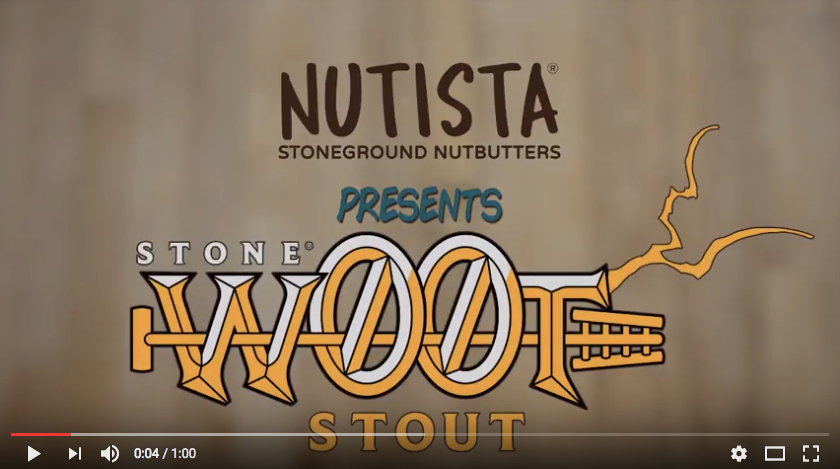 How We Made Nutista's Stone Farking Wheaton w00tstout Nutbutter Truly Awesome!
