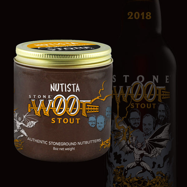 w00t, Here It Is! - Meet Our Newest Collaboration with Stone Brewing