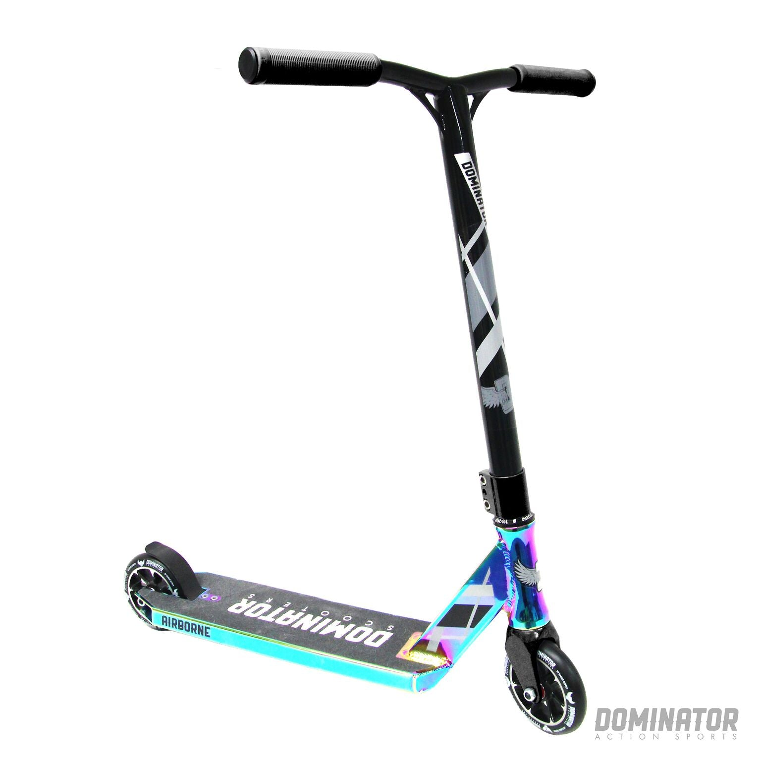 Dominator Mini Airborne Complete Scooter