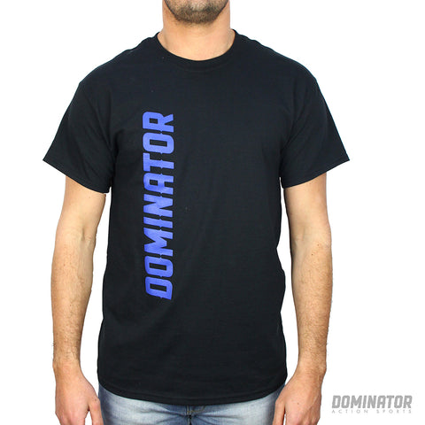 Dominator Wing Tee - Black / Blue