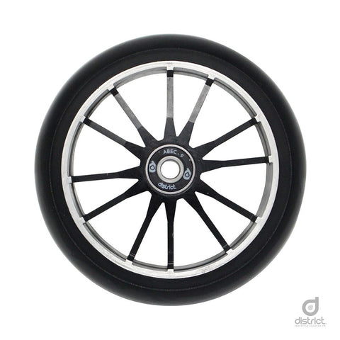 District Scooters 120mmx30mm Wide Twin Core DG120 Wheel