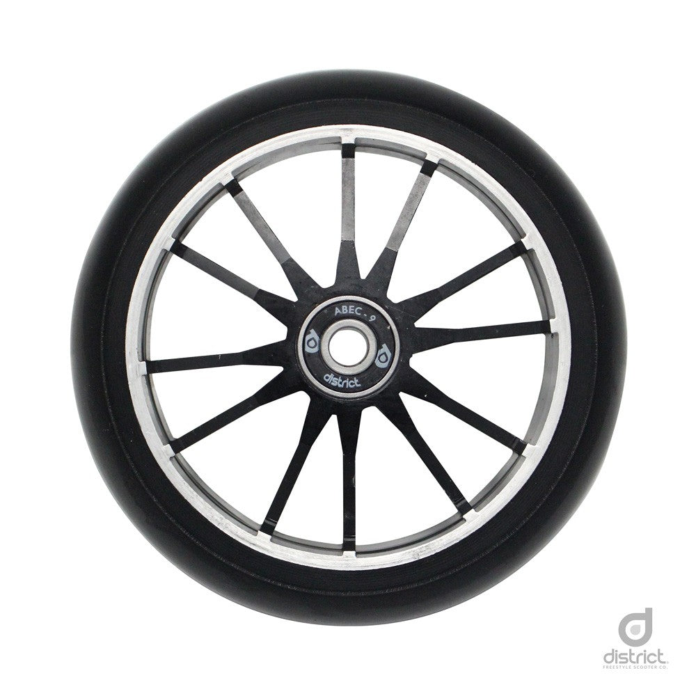 District Scooters 110mmx30mm Wide Twin Core DG110 Wheel