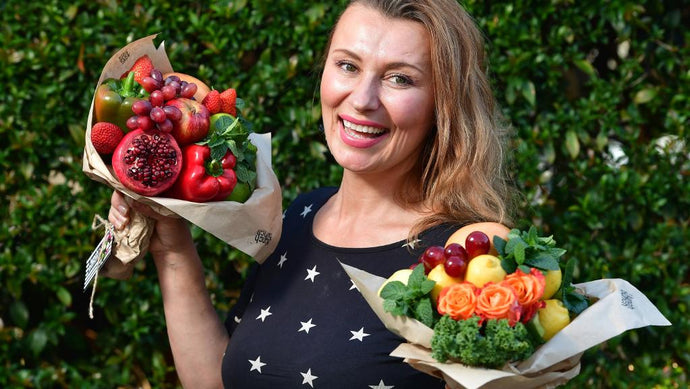 These bouquets with a twist are stopping people in their tracks