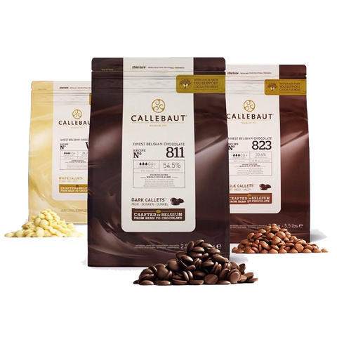 Callebaut Chocolate bouquets