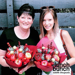 Lunch Bunch Edible Floristry Workshop Fruit Bouquets