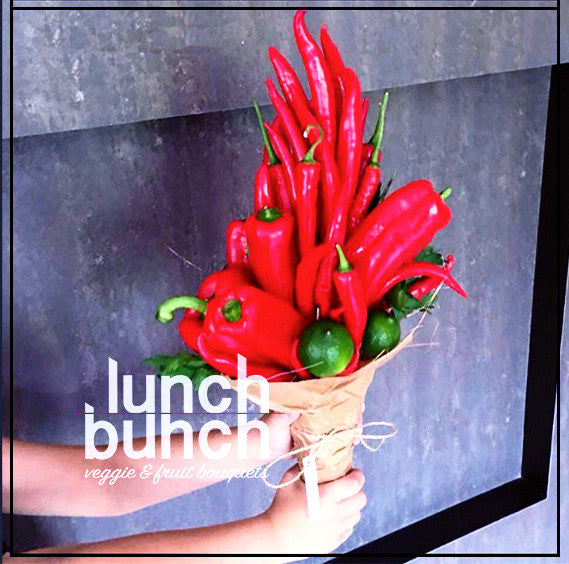 Hot Chillies Bunch
