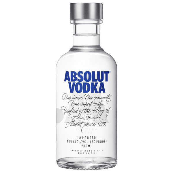 Absolute Vodka - 200 ml