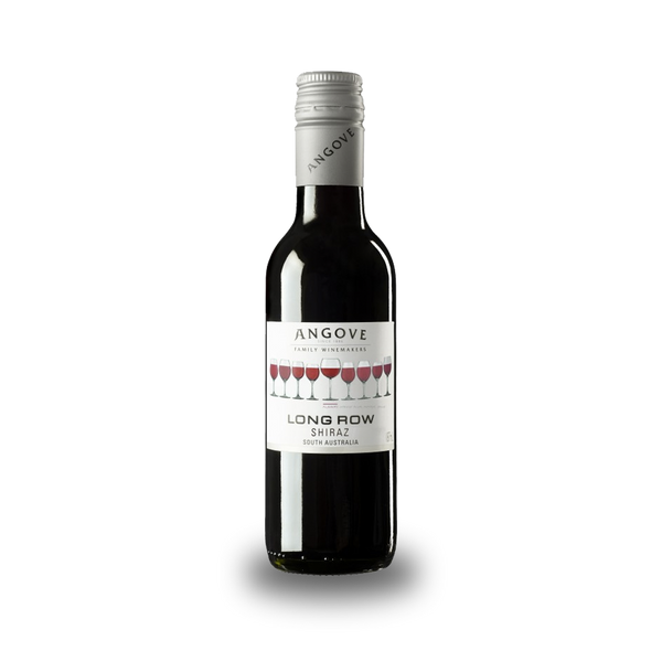 Angove Long Row Shiraz (2017) - 187mL