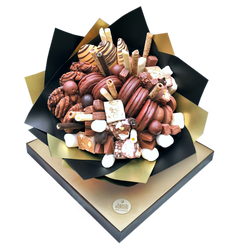 Dark Indulgence Chocolate Bouquet