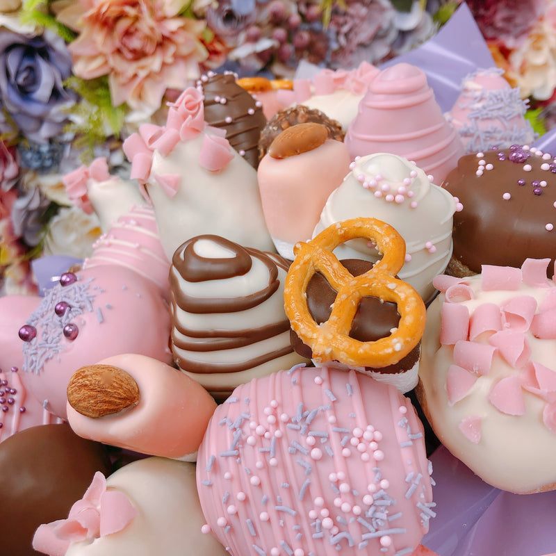 Donut You Love me Bouquet