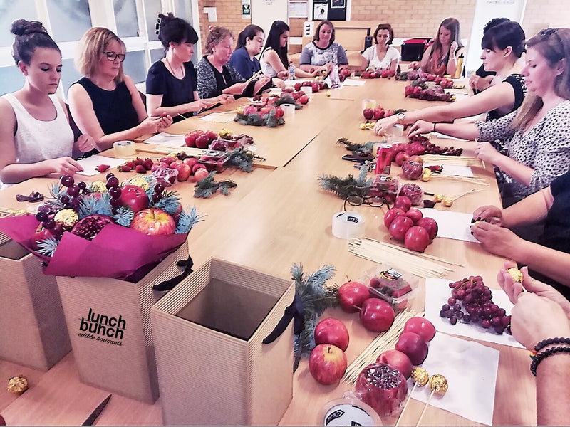 Lunch Bunch Edible Bouquets Workshop  - 29 Nov