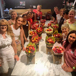 Lunch Bunch Edible Bouquets Workshop  - 29 April