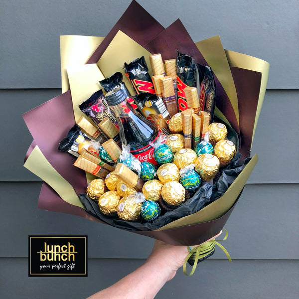 5-star Celebration Chocolate Bouquet