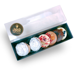 French Chocolate Mendiants & Meringues Box