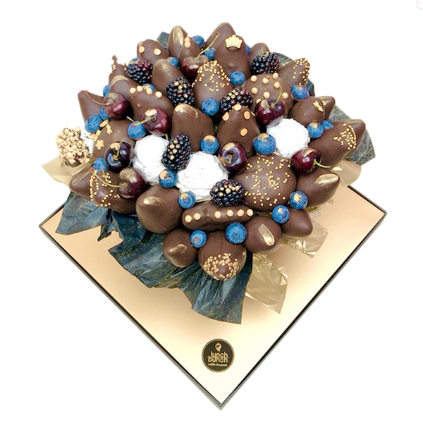 Easter Chocolate Bouquet, Dessert gift box, adelaide chocolate gift delivery, same day delivery