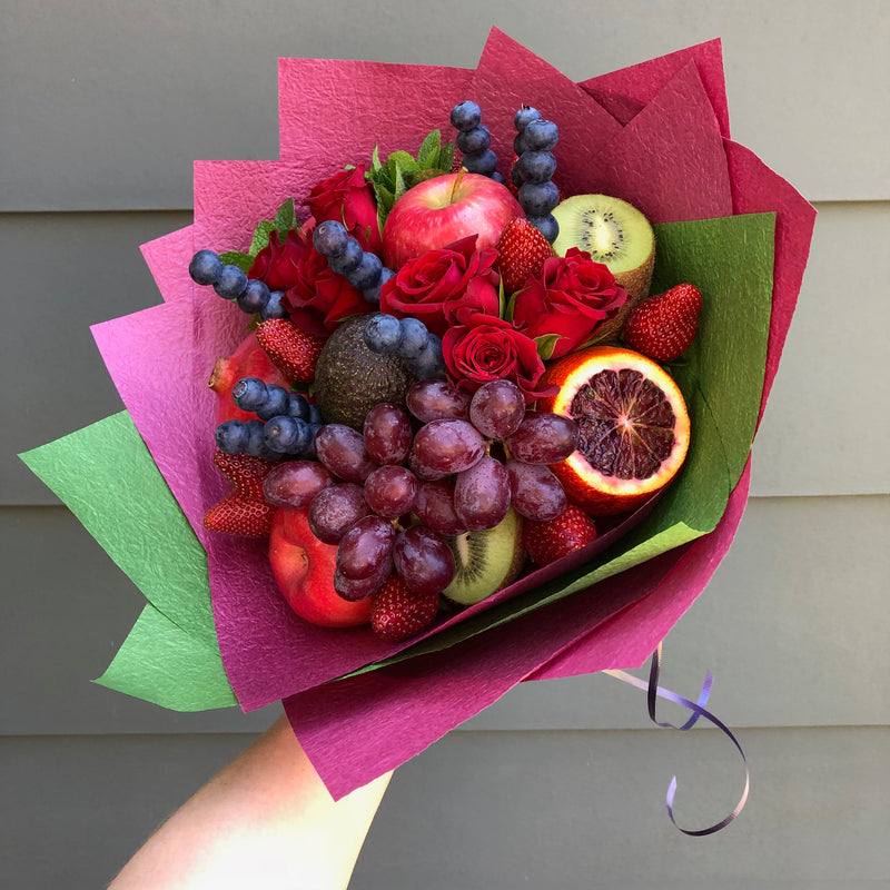 Blueberry Dance Fruit Bouquet