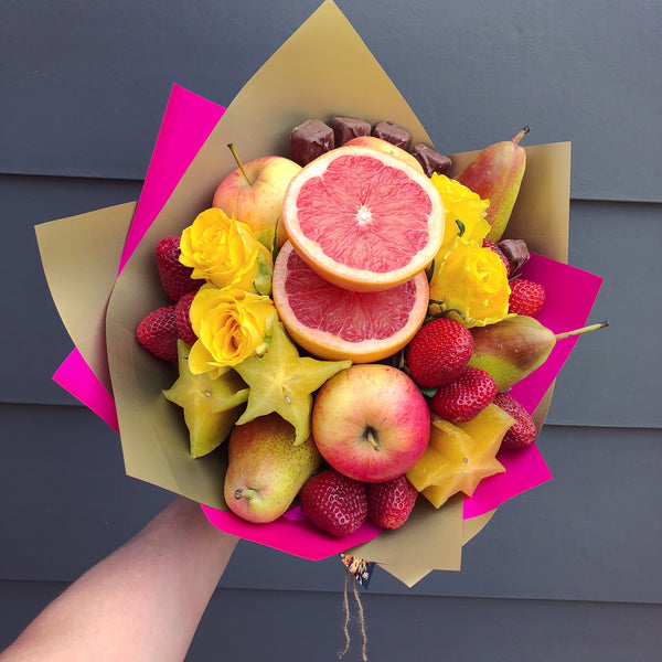 Sunrise Fruit Bouquet