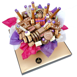 Oreo Chocolate Sweet Blooms Edible Bouquet