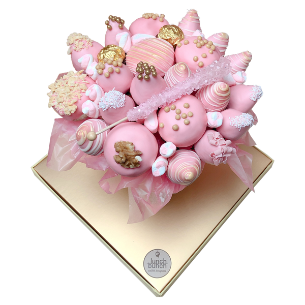 Chocolate Bouquet, Donut Bouquet, Sweet Dessert Gift