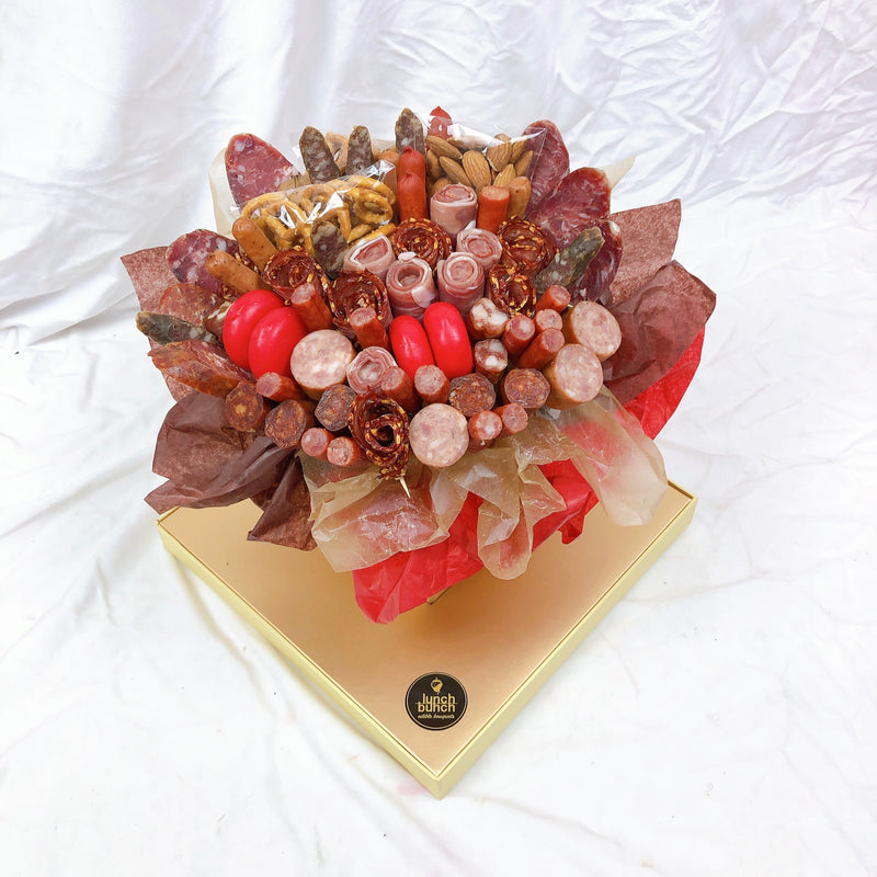 Prosciutto Roses Meat & Cheese Bouquet medium