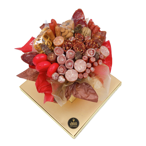 Prosciutto Roses Meat & Cheese Bouquet small