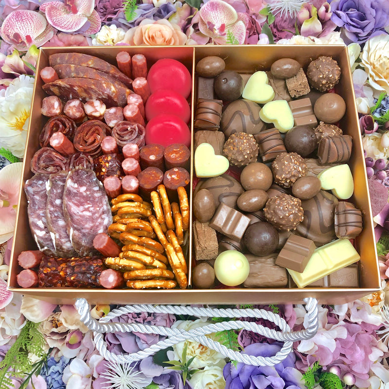 Sweet & Savoury GoldBox