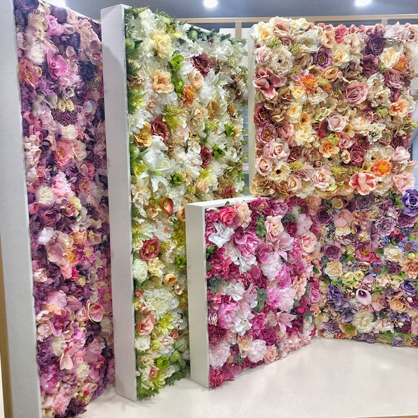 Floral Panels Event styling
