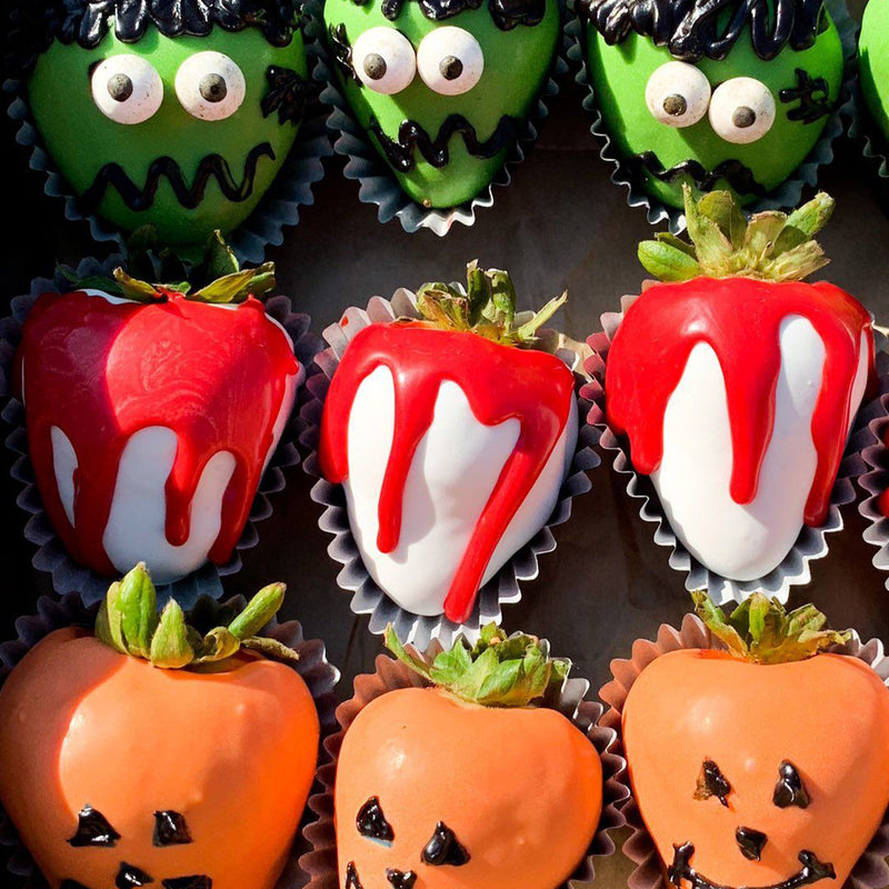 Kids Workshop - Halloween Chocolate LunchBunch